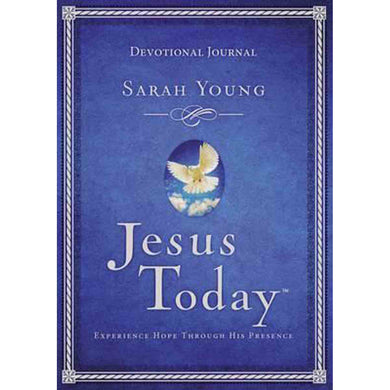 Jesus Today Devotional Journal (Hardcover)