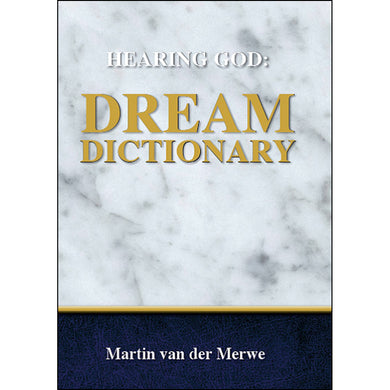 Hearing God Dream Dictionary (Paperback)