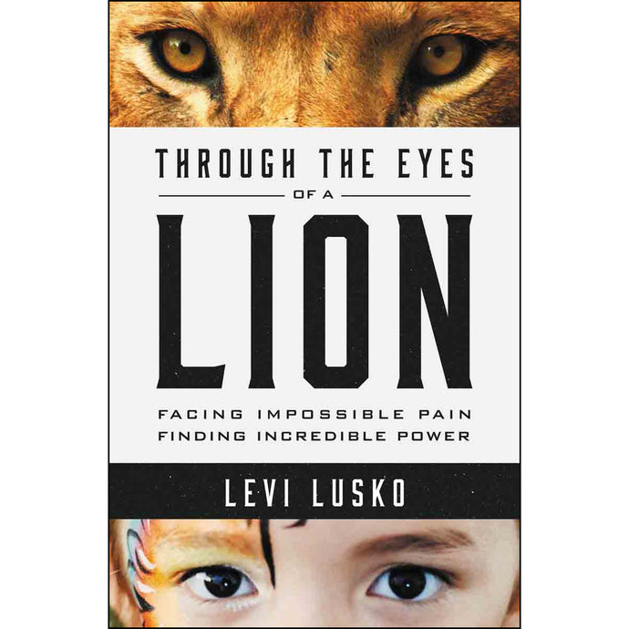 Through The Eyes Of A Lion (Paperback)