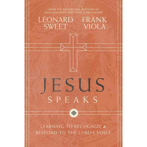 Jesus Speaks: Learning To Recognize & Respond To The Lord's Voice (Hardcover)