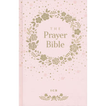 Load image into Gallery viewer, ICB Prayer Bible for Children Pink (Hardcover)
