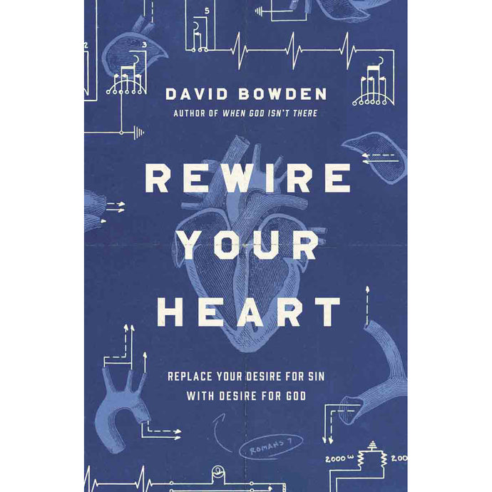 Rewire Your Heart: Replace Your Desire For Sin With Desire For God (Paperback)