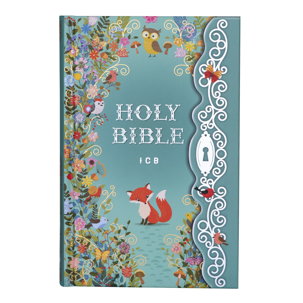 ICB Blessed Garden Bible (Hardcover)