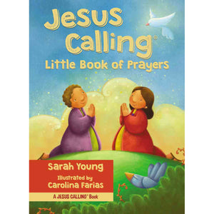 Jesus Calling: Little Book of Prayers (Board Book)