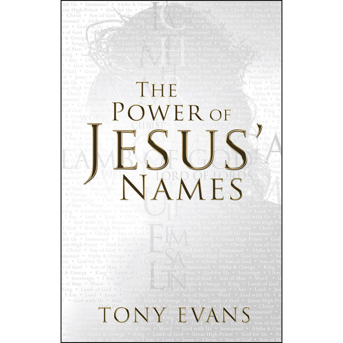 The Power Of Jesus Names (Paperback)