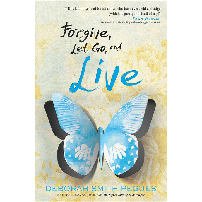 Forgive Let Go And Live (Paperback)