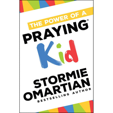 The Power Of A Praying Kid (Paperback)