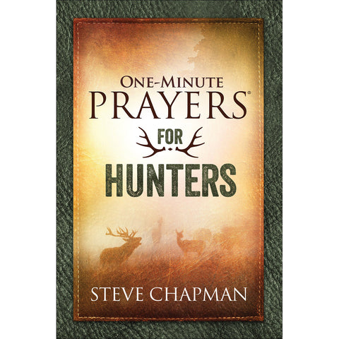 One Minute Prayers For Hunters (Hardcover)