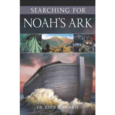 Searching For Noah's Ark (Paperback)