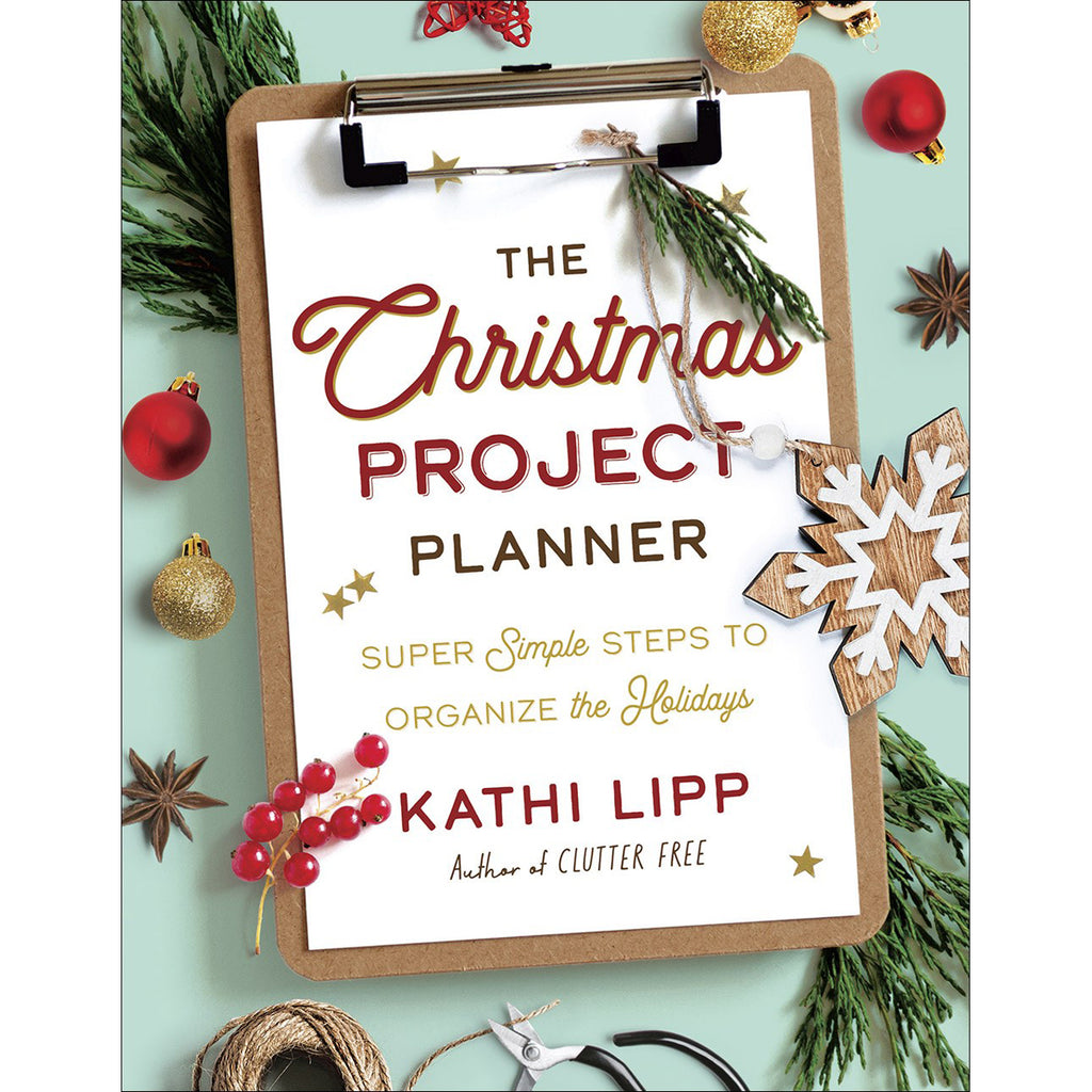 The Christmas Project Planner (Paperback)