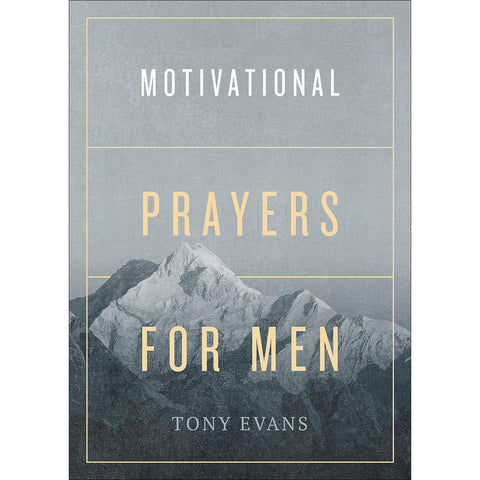 Motivational Prayers For Men (Paperback)