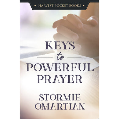 Keys To Powerful Prayer (Paperback)