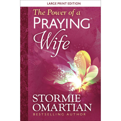 The Power Of A Praying Wife Large Print (Paperback)