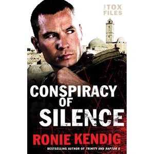 Conspiracy Of Silence (1 Tox Files)(Paperback)