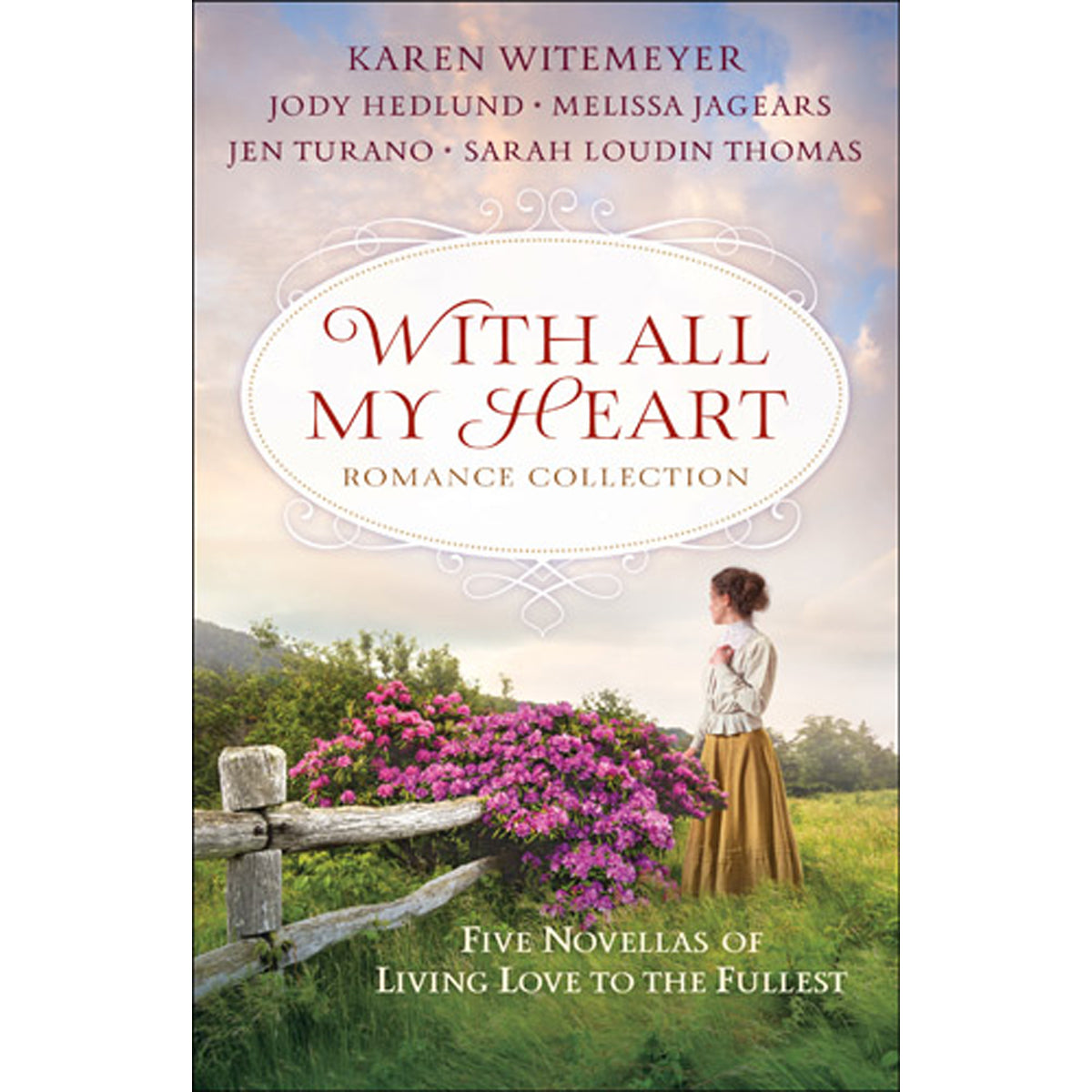 With All My Heart Romance Collection 5In1 (Paperback)