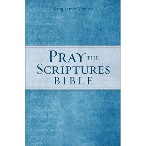 Load image into Gallery viewer, KJV Pray The Scriptures Bible (Hardcover)