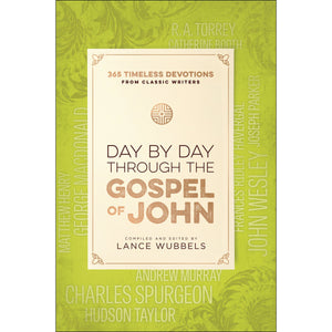Day By Day Through The Gospel Of John (Hardcover)