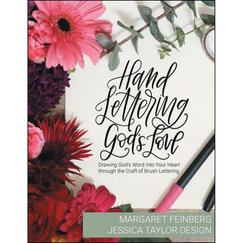 Load image into Gallery viewer, Hand Lettering Gods Love (Paperback)