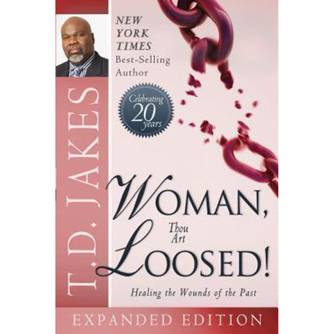 Woman Thou Art Loosed (Paperback)