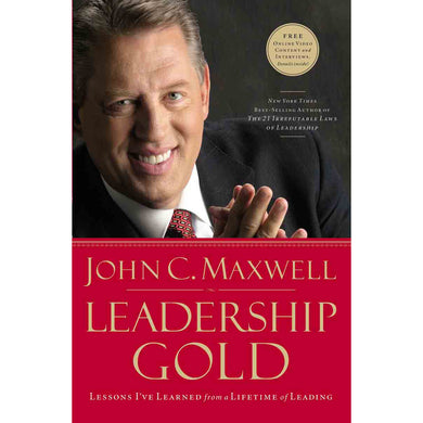 Leadership Gold (Hardcover)