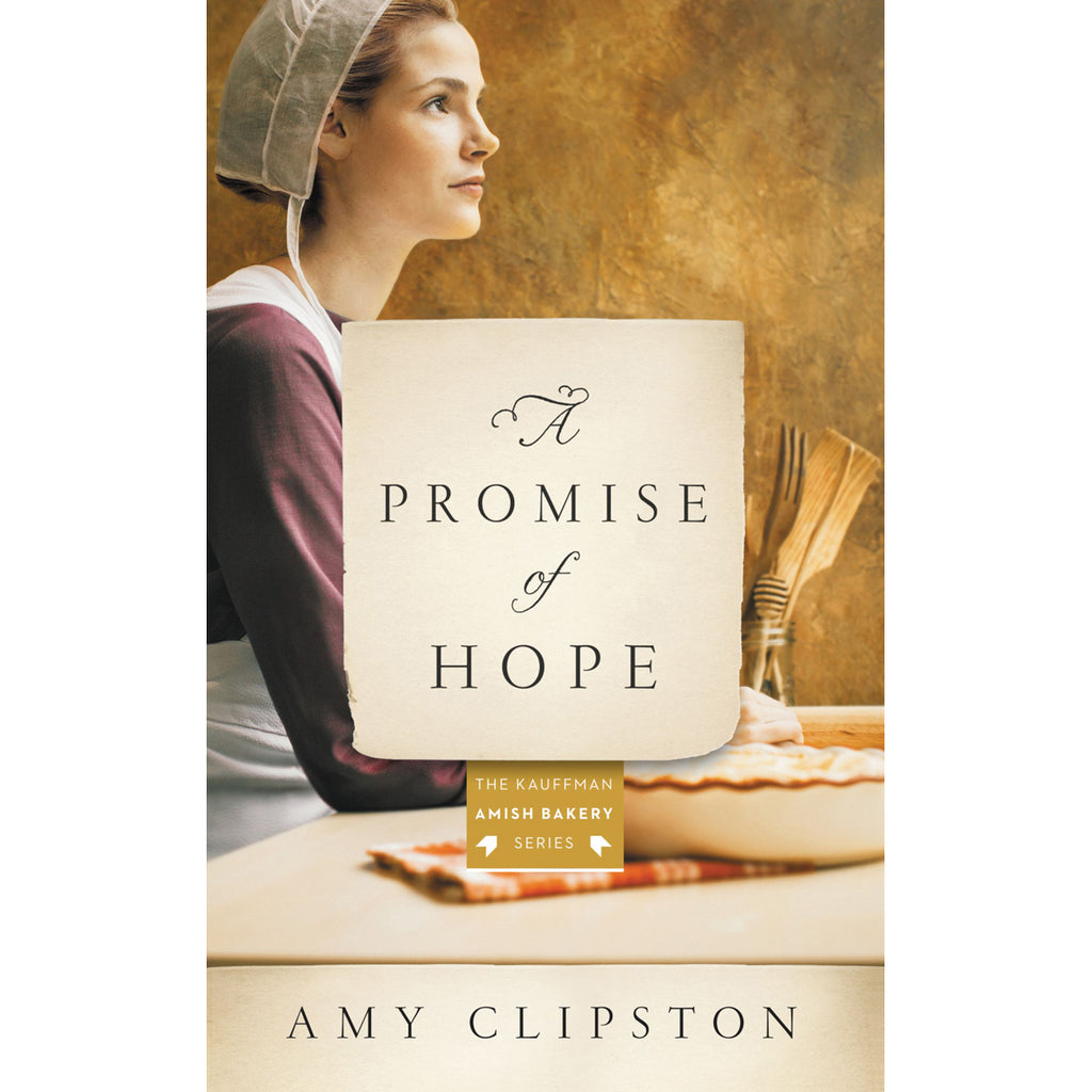 A Promise Of Hope (2 Kauffman Amish Bakery)(Mass Market Paperback)