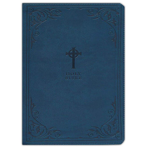 NRSV Catholic Gift Edition Teal (Comfort Print)(Imitation Leather)