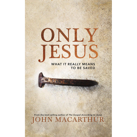 Only Jesus (Hardcover)
