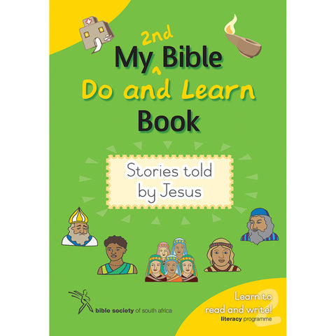 Second Bible: Do And Learn Book (Paperback)