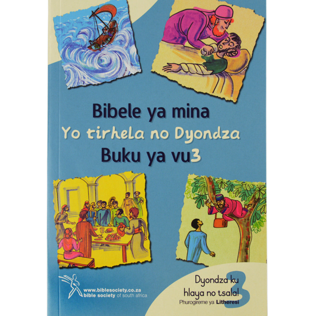 Third Bible: Do And Learn Book (Tsonga)(Paperback)