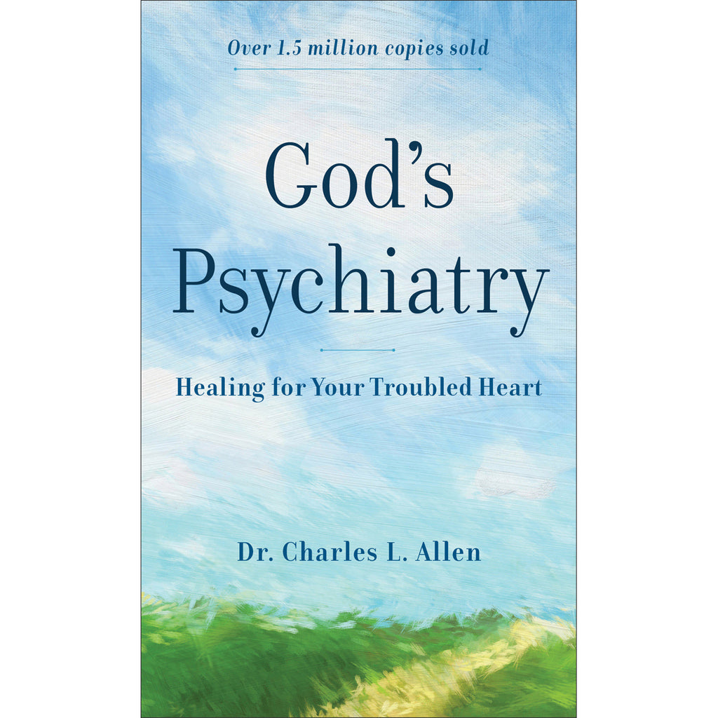 God's Psychiatry, Repackaged Edition (Mass Market Paperback)