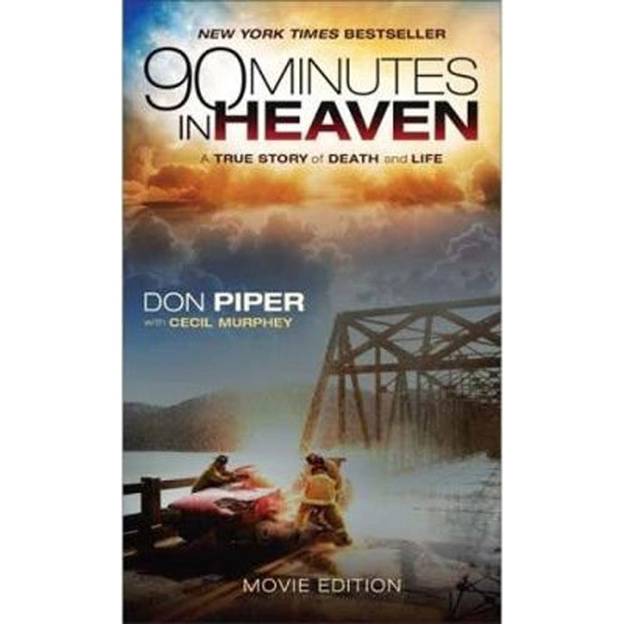 90 Minutes In Heaven Movie Edition (Mass Market Paperback)