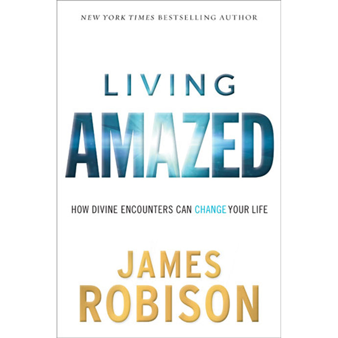 Living Amazed (Hardcover)