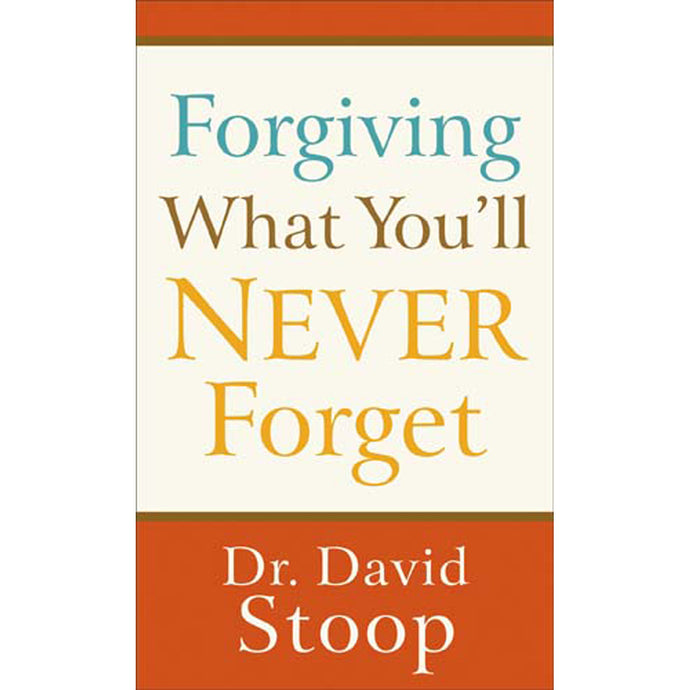 Forgiving What Youll Never Forget (Mass Market Paperback)