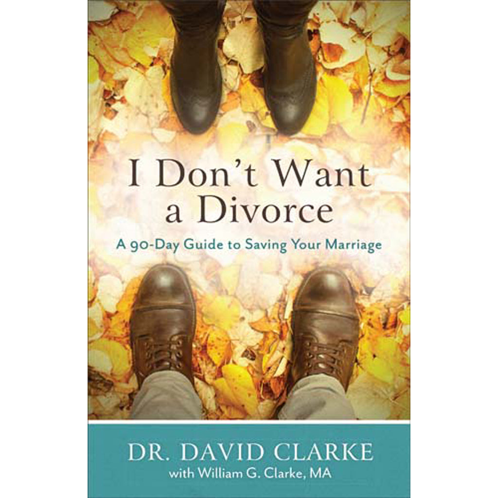 I Dont Want A Divorce (Paperback)
