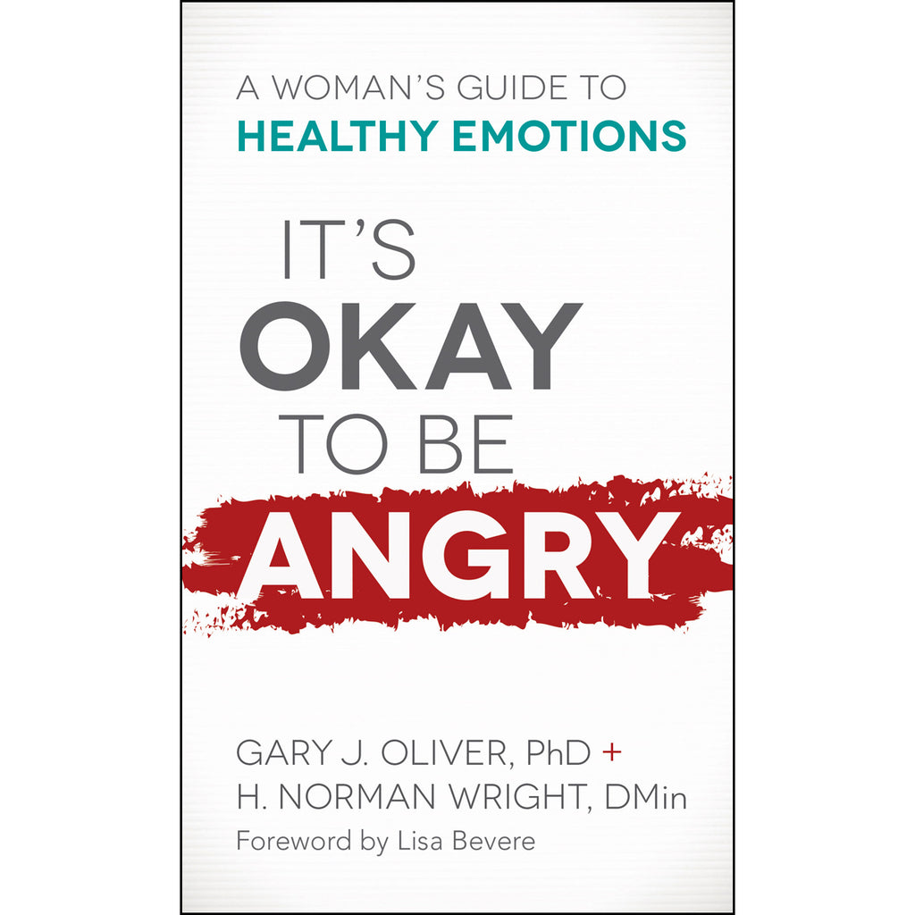 It's Okay To Be Angry (Mass Market Paperback)