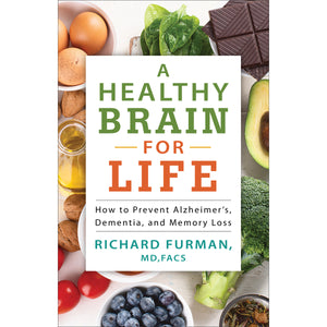 A Healthy Brain For Life (Paperback)