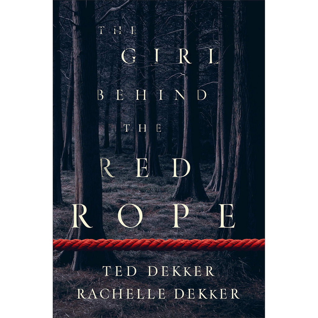 The Girl Behind The Red Rope (Paperback)