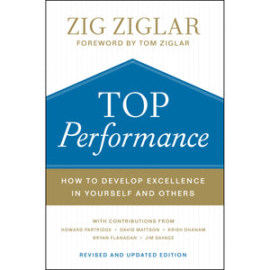 Top Performance (Hardcover)