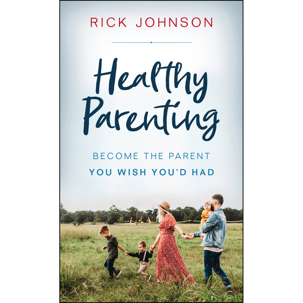 Healthy Parenting (Mass Market Paperback)