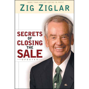 Secrets Of Closing The Sale (Paperback)
