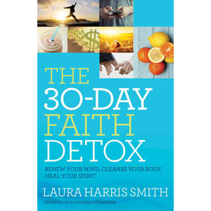 The 30-Day Faith Detox (Paperback)