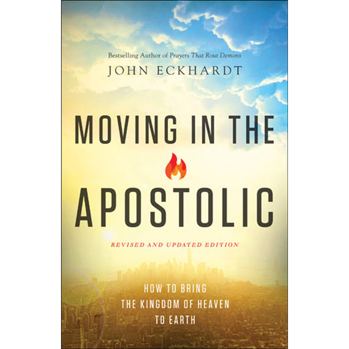 Moving In The Apostolic (Paperback)