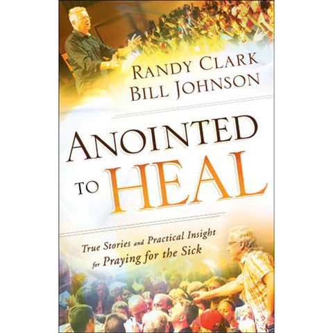 Anointed To Heal (Paperback)