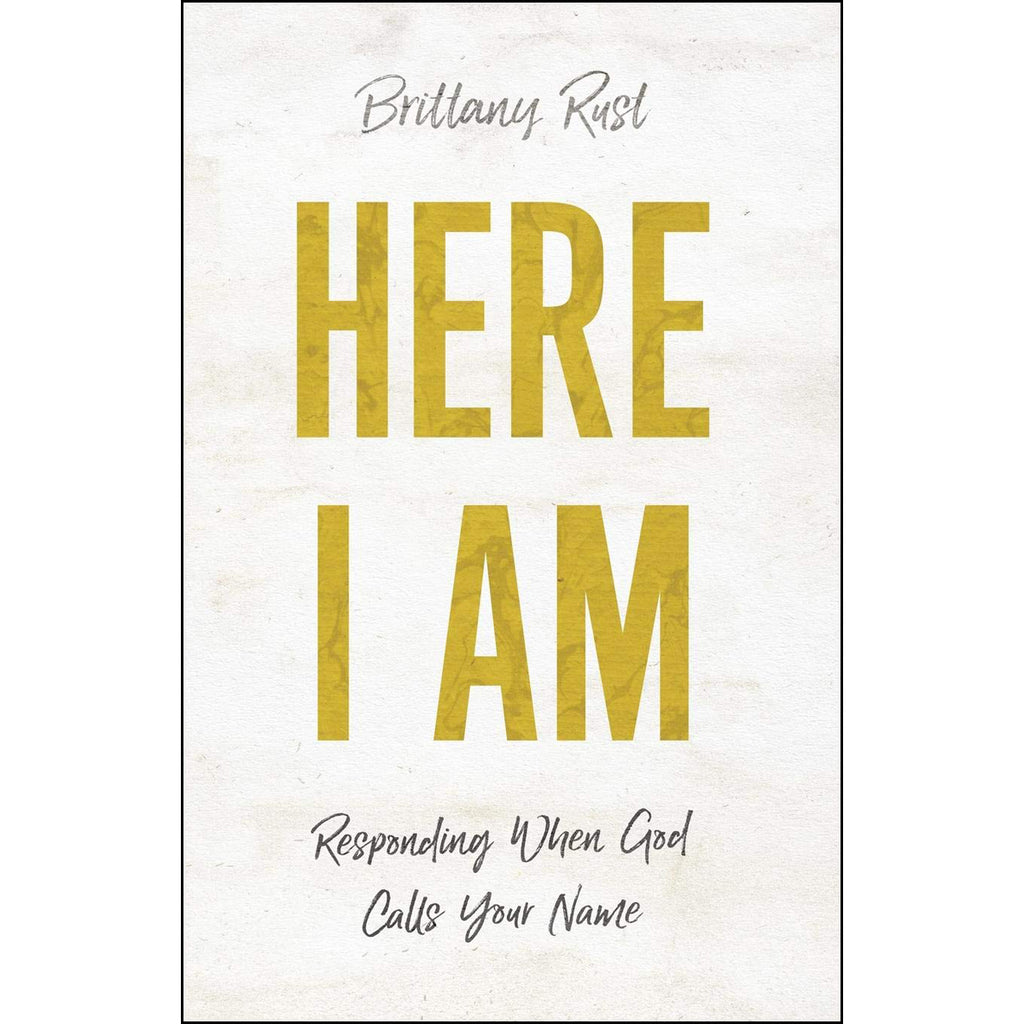 Here I Am (Paperback)