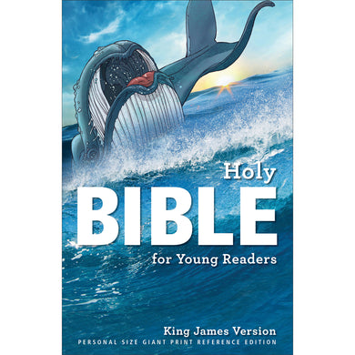 KJV Holy Bible For Young Readers Personal Size Giant Print (Hardcover)