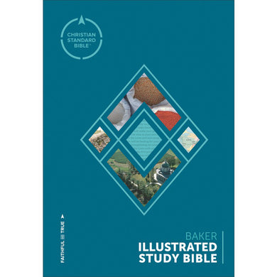 CSB Baker Illustrated Study Bible (Hardcover)