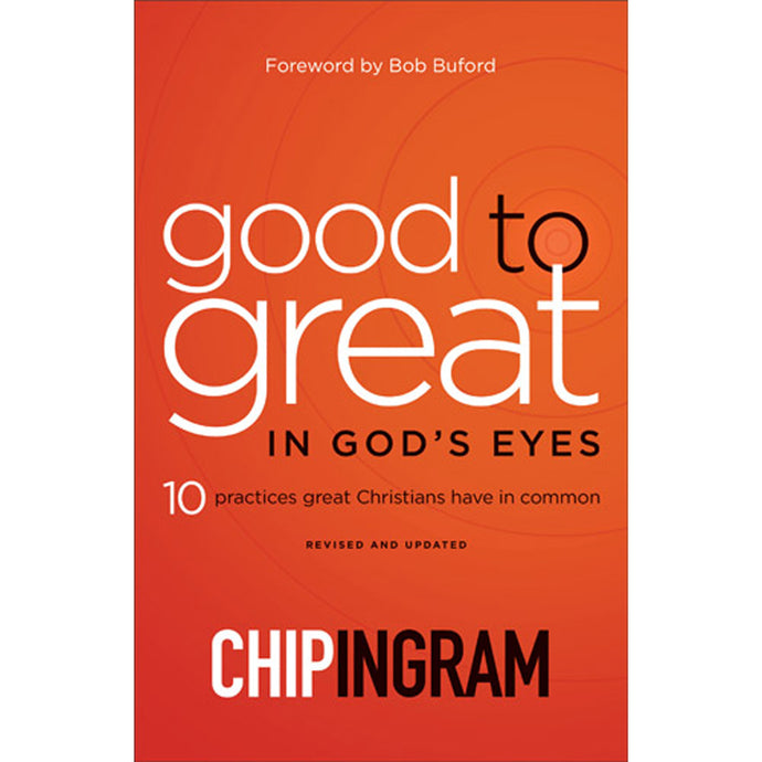 Good To Great In God's Eyes (Paperback)