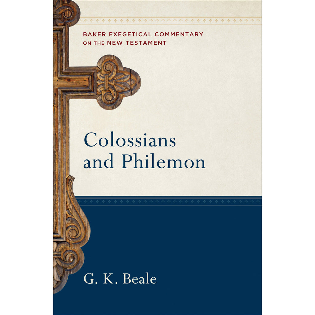 Colossians And Philemon (Hardcover)