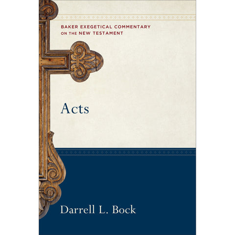 Load image into Gallery viewer, Acts (Baker Exegetical Commentary On The New Testament)(Hardcover)