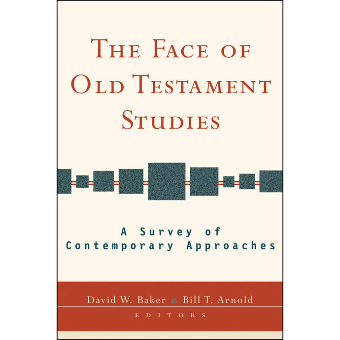 The Face Of Old Testament Studies (Paperback)